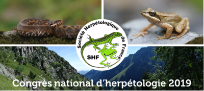 47th Congress of the France Herpetological Society Image 1